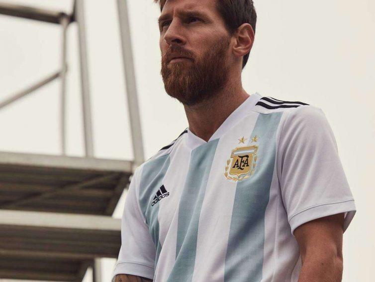 Argentina VM 2018 tröja