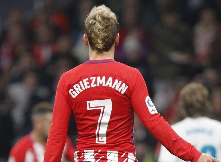 Griezmann Fotbollströja