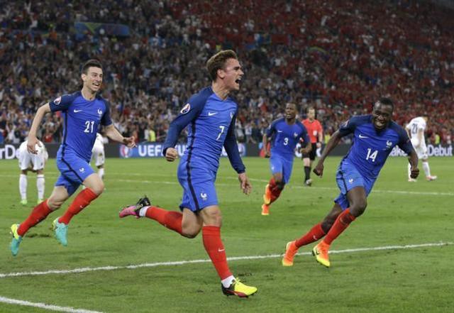 Frankrike VM tröja 2018