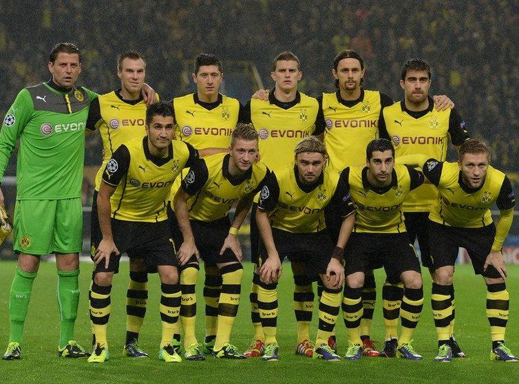 Tanie Koszulka Dortmund dla dzieci