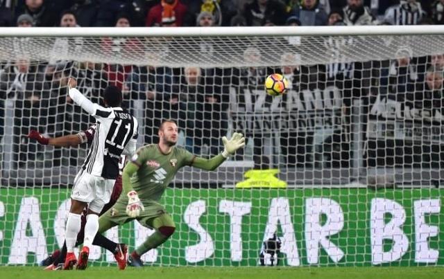 Juventus tröja barn
