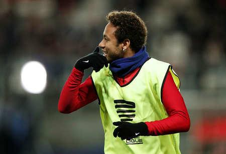 Neymar Fotbollströja