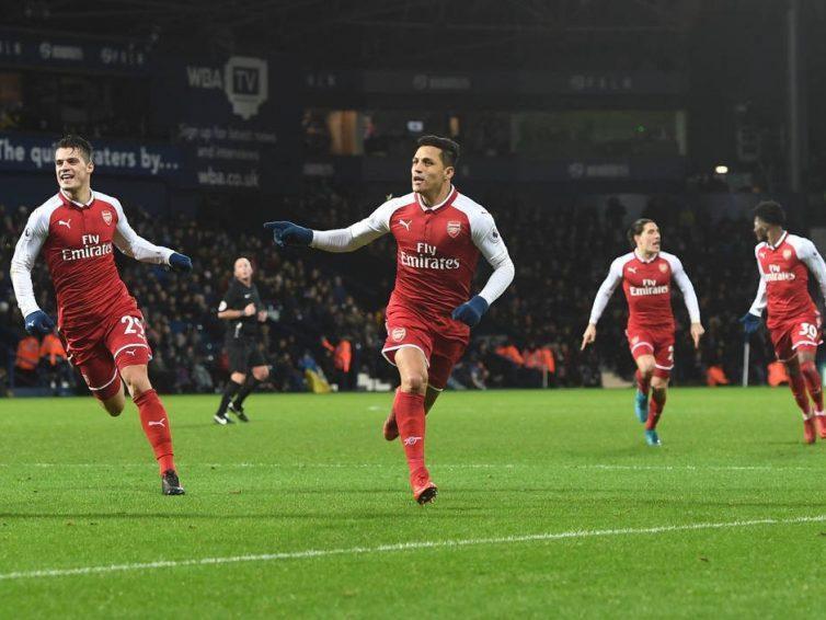 Arsenal tröja barn
