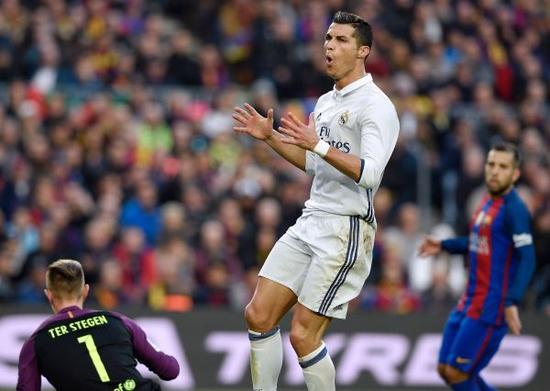 Ronaldo Fotbollströja