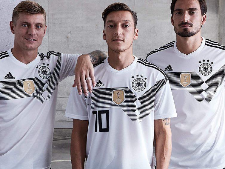 Tyskland VM 2018 tröja