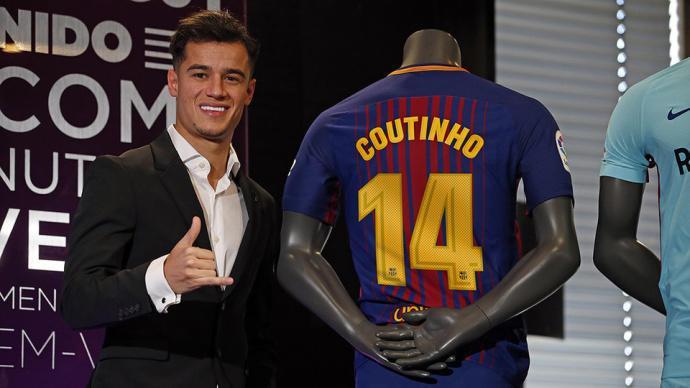 Fotbollströjor barn Barcelona